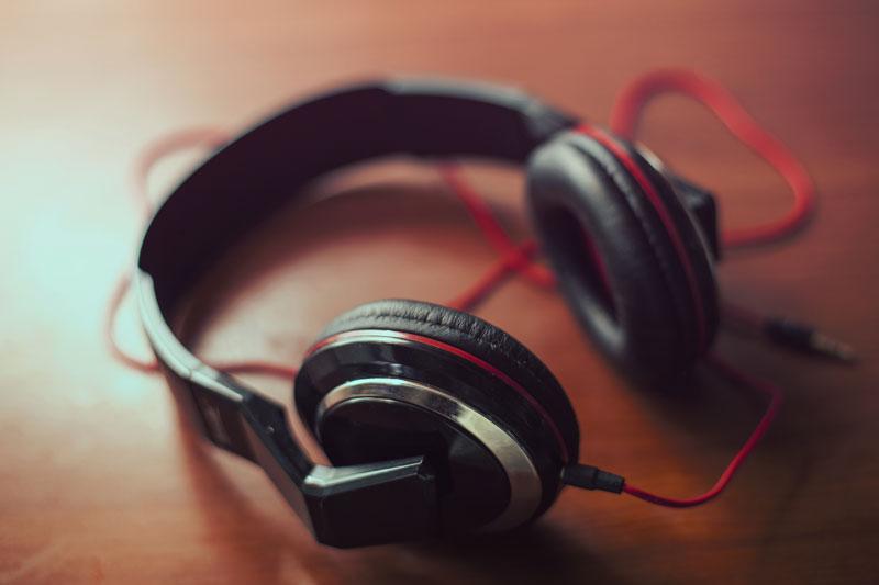 Materiały audio