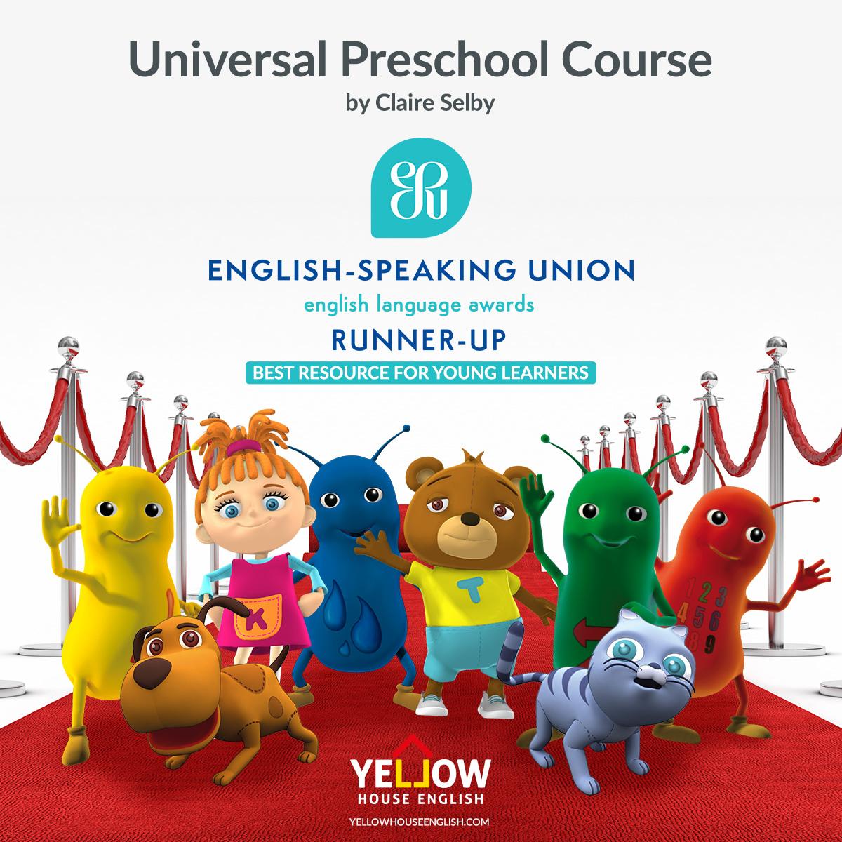 Nagroda The English-Speaking Union!